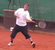 Finalista turnaje - Pavel Kubina.